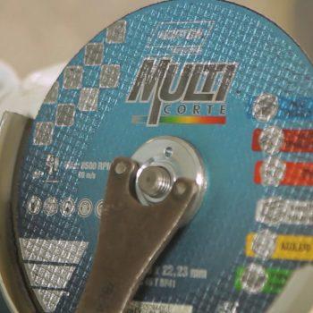 Disco Multicorte Norton